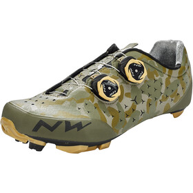 Northwave Rebel 2 Schoenen Heren, camo green